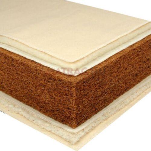 Kókusz matrac ( 10 cm kókusz )– hátfájás ellen ajánlott- NOVETEX matrac e992e7461d