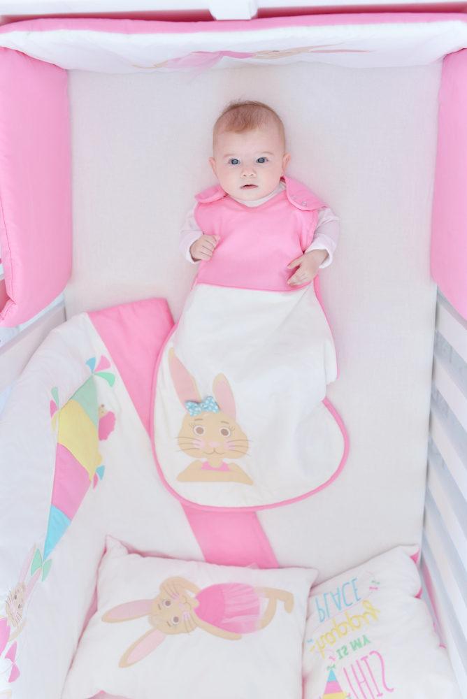 Hálózsák - Babies on Board - Pink Prank baba hálózsák 24368907a0