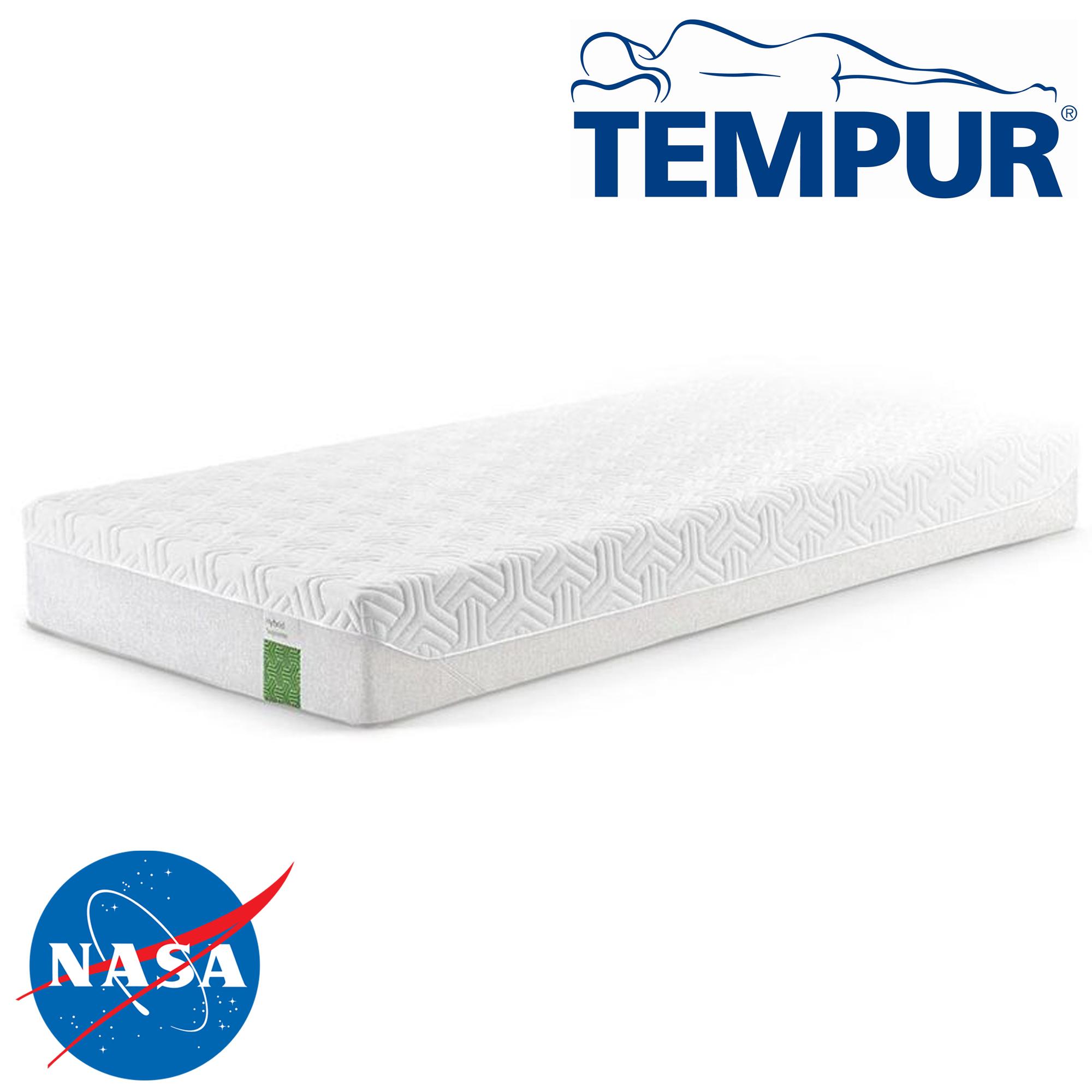 TEMPUR Hybrid Supreme 21 memóriahabos rugós matrac - NOVETEX matrac 28bcd6a9fd