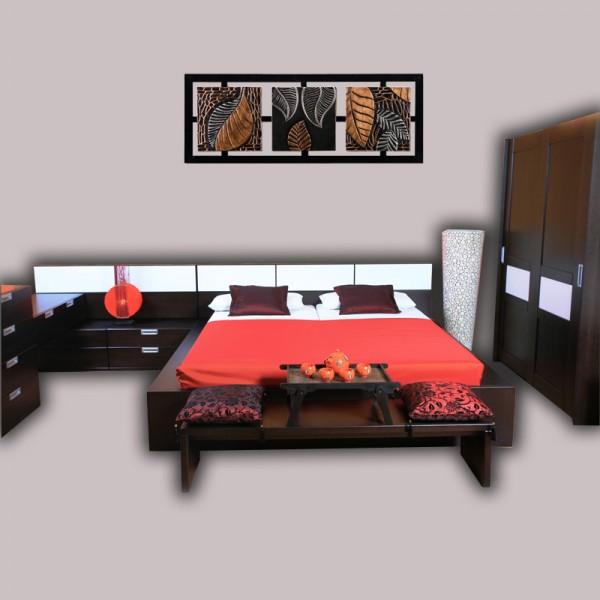 Maine hálószobabútor garnitúra (ágy 029a9360bd
