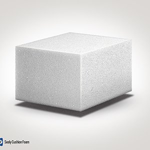 Sealy cushion foam tartóhab